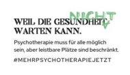 Logo Mehr Psychotherapie