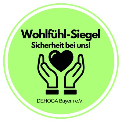 Wohlfühl-Siegel
