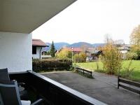 Whg 103 - Blick vom Balkon nach Nord-West