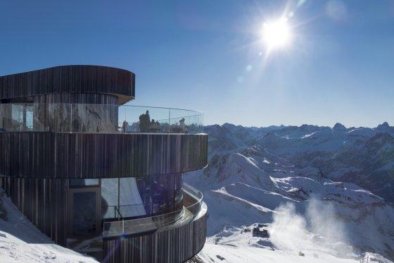 Nebelhorn Gipfelrestaurant