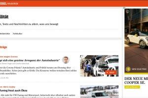 Semantisches Targeting (c) www.spiegel.de/auto