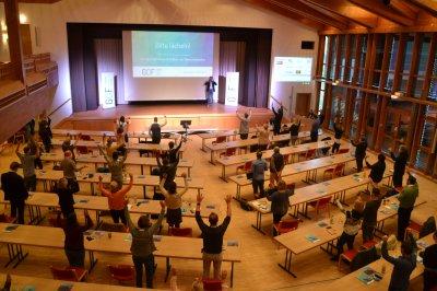 Teilnehmer beim 2. GDF (c) Gastgeber Digitalforum
