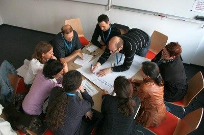 Vom Klischee zur Marke: Thema beim DestinationtionCamp 2012 © Johannes Leistner