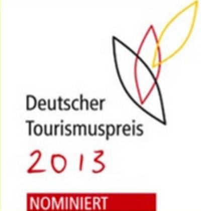 Screenshot © 2013 Deutscher Tourismuspreis 2013