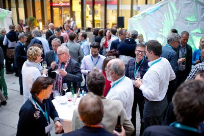 DestinationCamp 2014 Get-together © Johannes Leistner