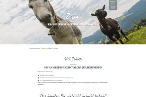 404-Fehlerseite (c) Alpsee-Grünten Tourismus GmbH