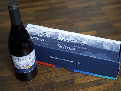 Wein-Karton
