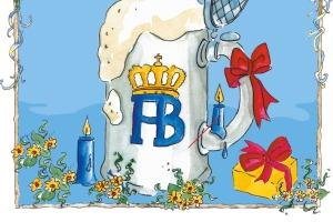 Hofbräuhaus München Geburtstagskarte