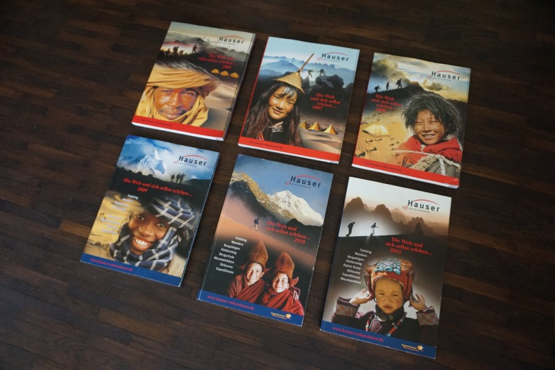 Hauser Katalog Titel 2006-2011