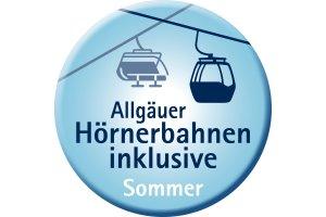 Logoumgestaltung Allgäuer Hörnerbahn inkl.