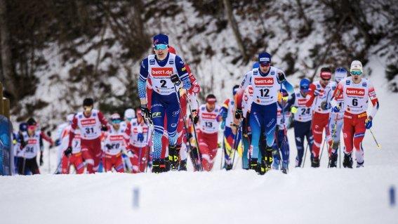 FIS Weltcup Skilanglauf