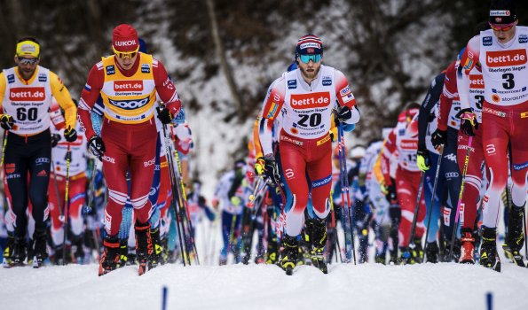FIS Weltcup Skilanglauf 2