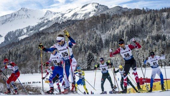 Weltcup Skilanglauf