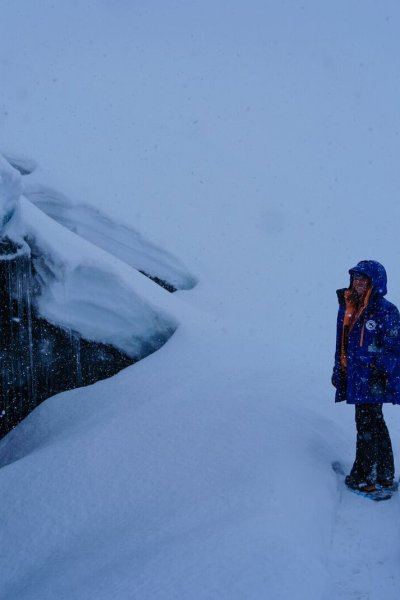 Maclaren Glacier Alaska