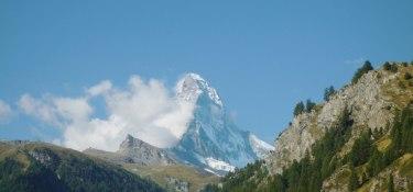 Tour Monte Rosa-Bergpanorama