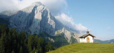 Karwendel - Kapelle