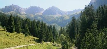 Alpenpanorama - Genuss-Wanderwoche