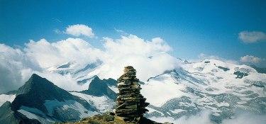 Tauern Bergpanorama