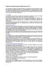 Allgemeine Reisebedingungen OASE AlpinCenter e.K.