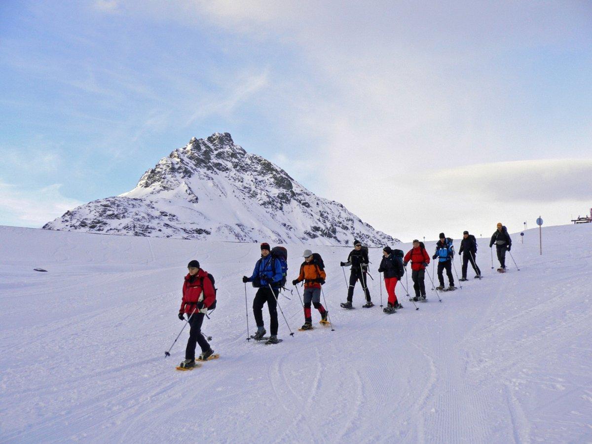 3. Tag - Über die Bieler Höhe und vorbei am Silvretta Stausee geht es weiter nach Galtür