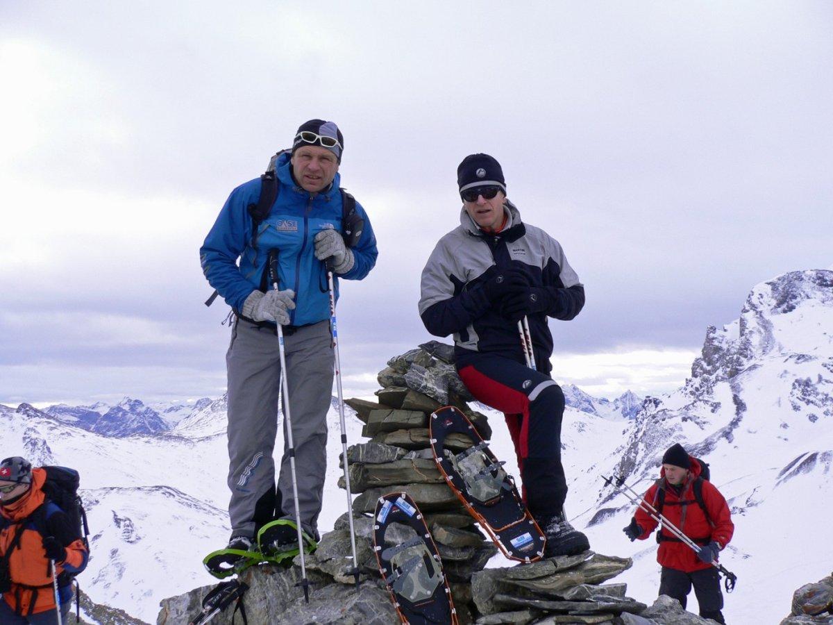 4. Tag - Über die Fuorcla Davo Lais (2.810 m) gelangen wir ins Val Laver