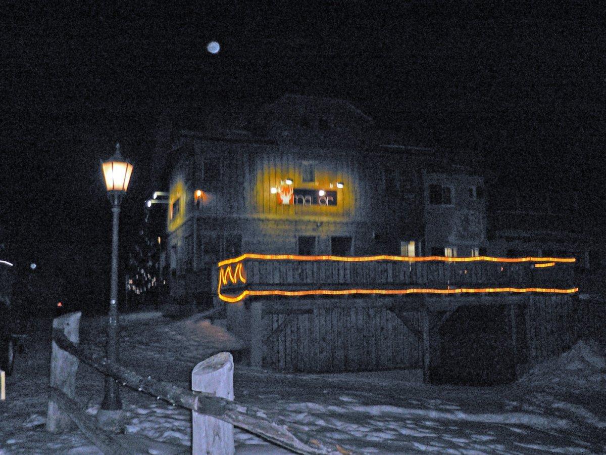 5. Tag - Übernachtung im Gasthof Mayor, das eine charmante Atmosphäre und sehr gutes Essen bietet