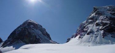 5. Tag - Vorarlbergs höchster Gipfel, der Piz Buin (3.312 m)