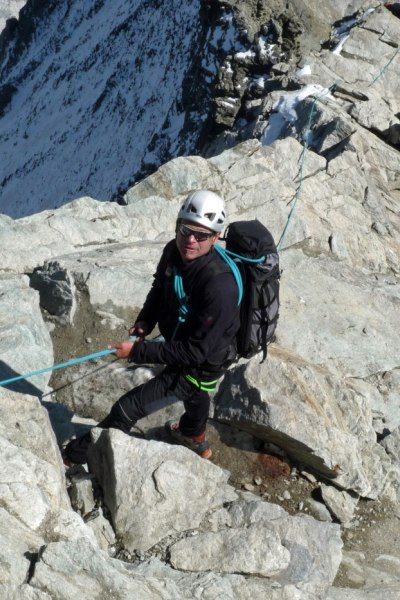 Führungstour auf das Matterhorn