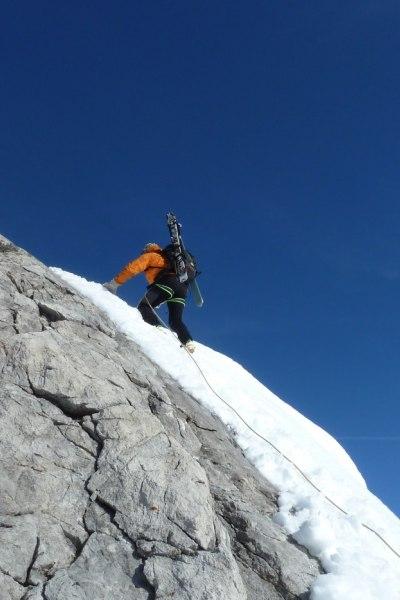 Winterbesteigung Großer Krottenkopf