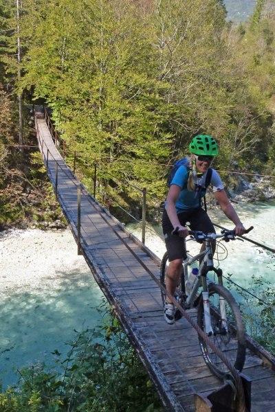 Mountainbiken in Slovenien Socia