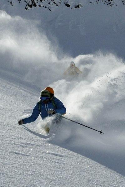 Heli Ski Kaukasus