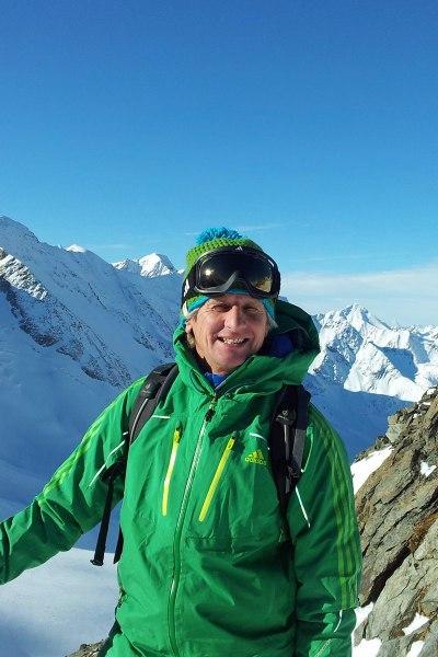 Freeriden und-Skitouren am Pitztaler Gletscher