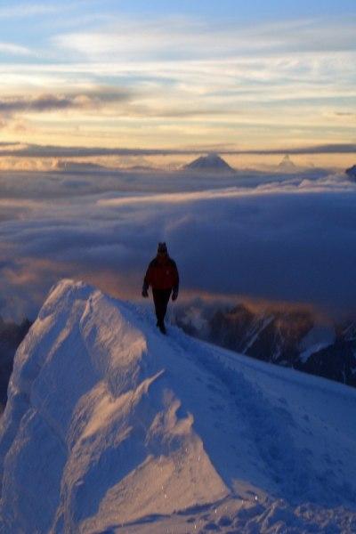 Führungstour Mont Blanc