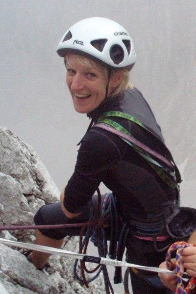 Alpinklettern im Karwendel