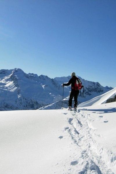 Auf Skitour zur Hochkünzelspitze