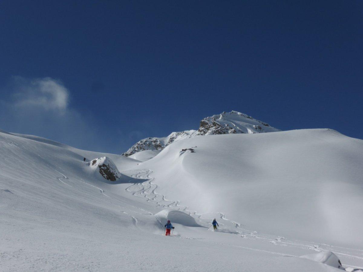 4.Tag - Abfahrt ins Val Davo Lais