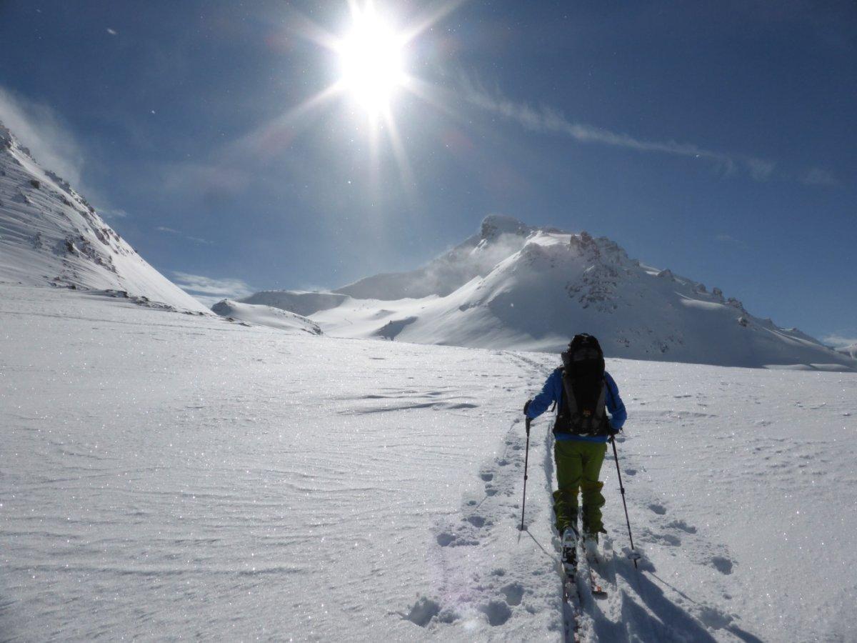 4.Tag - Bald ist der Piz Tasna (3.179 m) erreicht