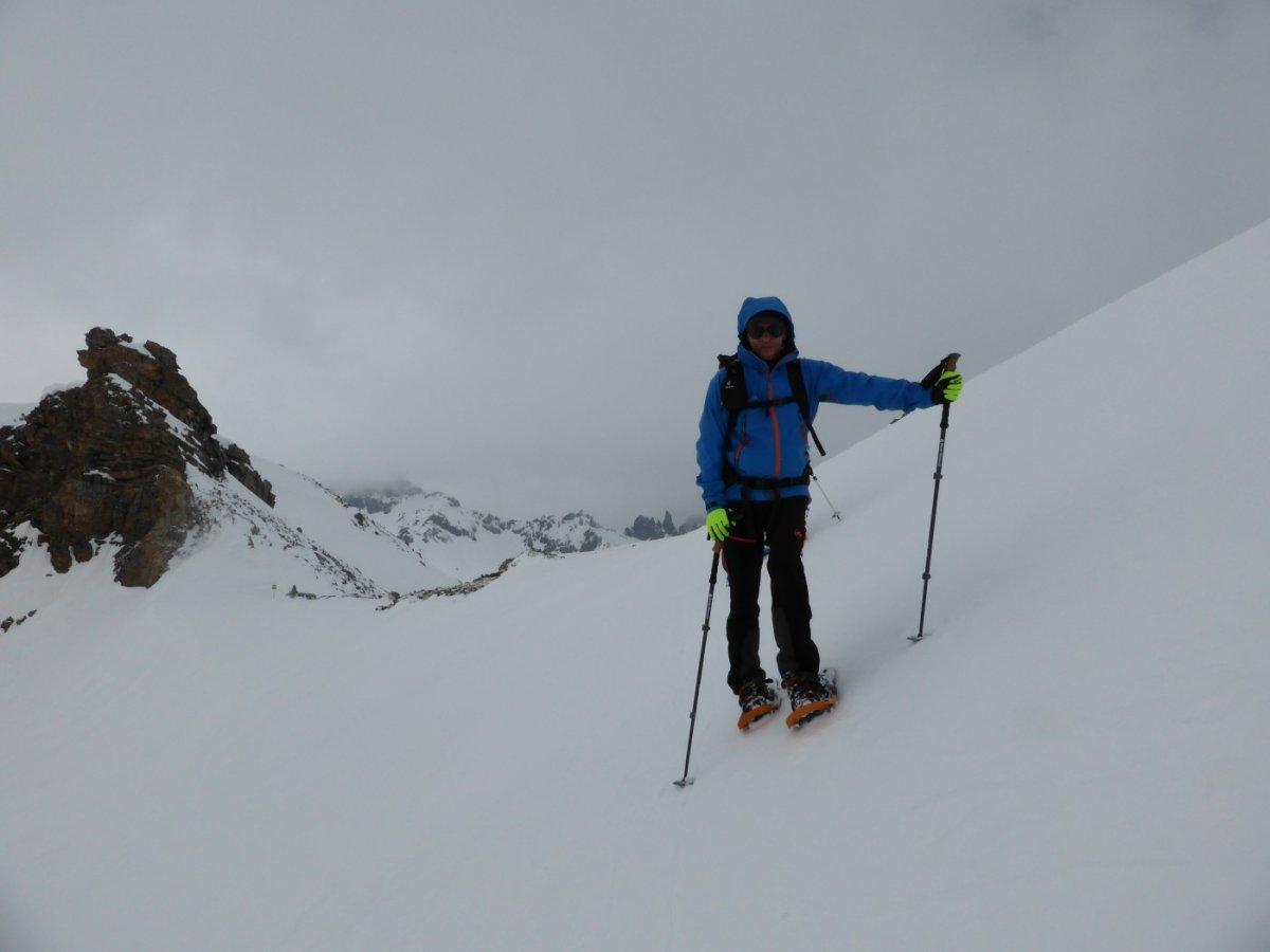 5. Tag - Steile Querung ins Val Laver