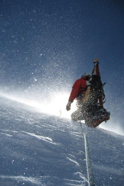 Auf Skihochtour