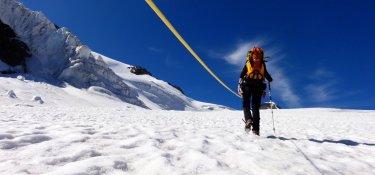 4. Tag - Aufstieg über den Taschachferner zur Wildspitze (3.772 m)