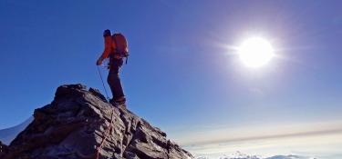 Wallis Südseite - Gipfelglück im Wallis