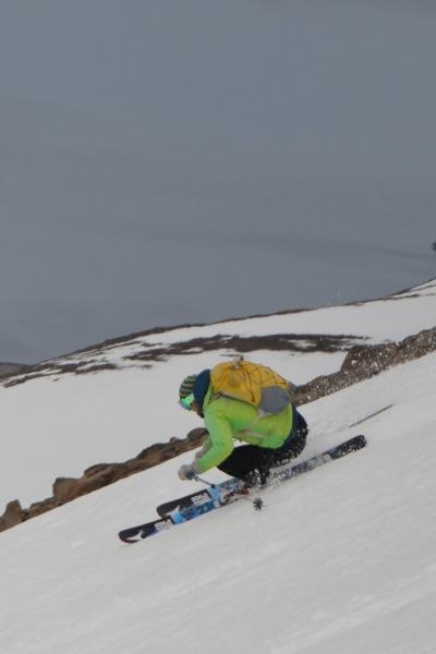 Skitouren auf Island