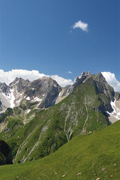 Bergsteigen, Klettern, Skitouren , Bergheimat Lechtaler Alpen