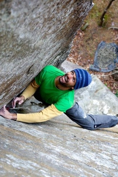Sportklettern in Red River Gorge, USA