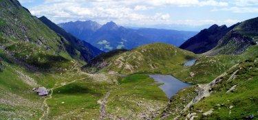 6. Tag - Das Highlight unserer Tour - die bekannten Spronser Seen