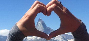 Dem Matterhorn gehört unser Herz…