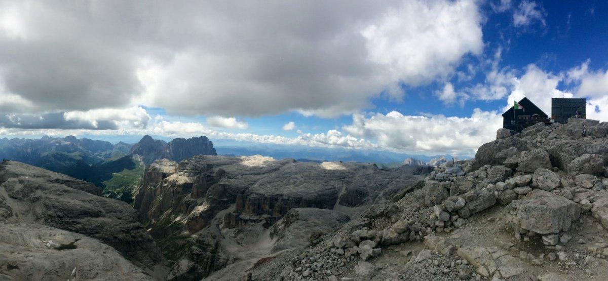 Dolomiten Höhenweg 2 - Der Piz Boe