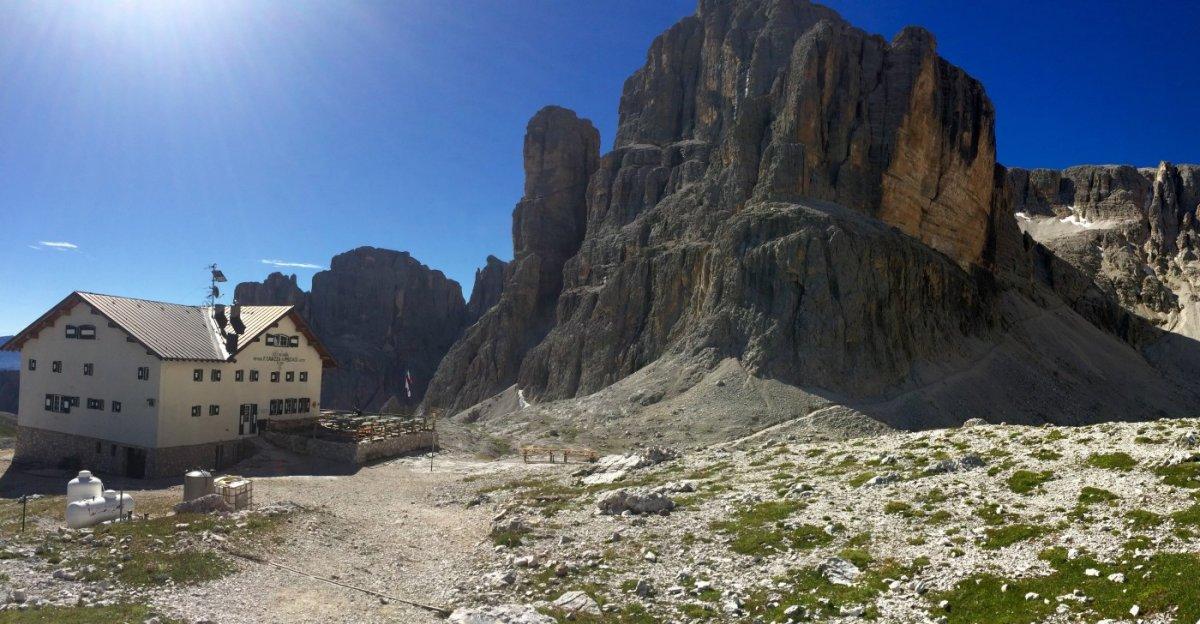 Dolomiten Höhenweg 2 Pisciadu 2