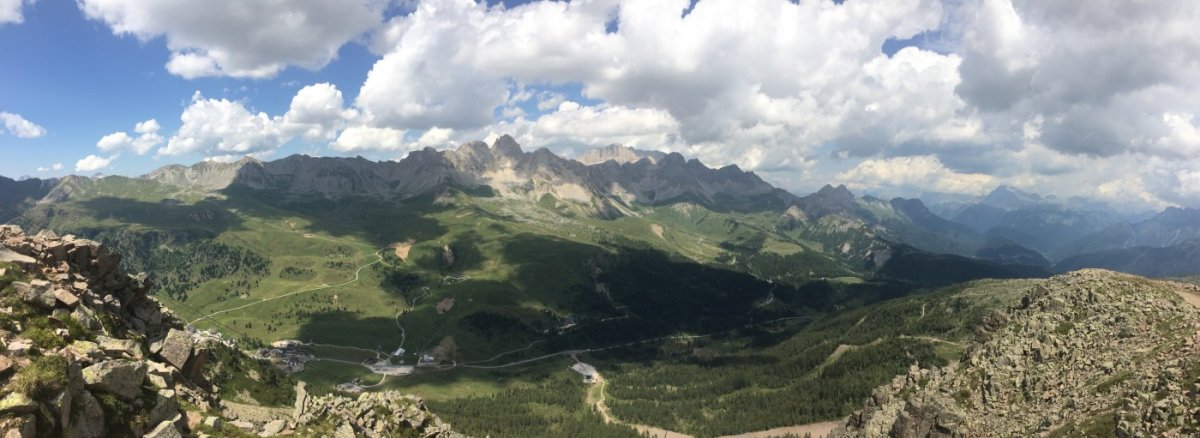 Dolomiten Höhenweg 2 Col Margherita