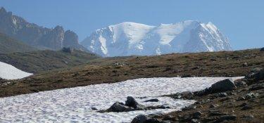 Der Mont Blanc